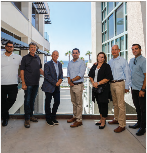 Major Expansion Completed at Pierside Pavilion in Huntington Beach